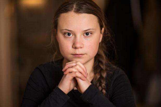 Greta Thunberg désignée personnalité de l'année 2019 par le magazine
