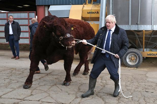 """Nouveau revers pour Johnson: les Lords bloquent un """"no deal"""""""