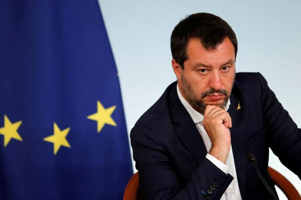 Matteo Salvini wil zijn opgang bezegelen met het premierschap