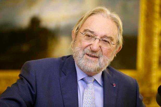 Herman De Croo siègera encore pour éviter que Dewinter préside le Parlement flamand