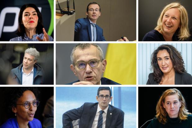 Covid: neuf ministres de la Santé mais combien de responsables?