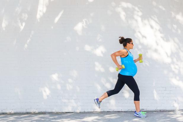 Sporten tijdens de zwangerschap: wat zijn de positieve effecten voor de baby?