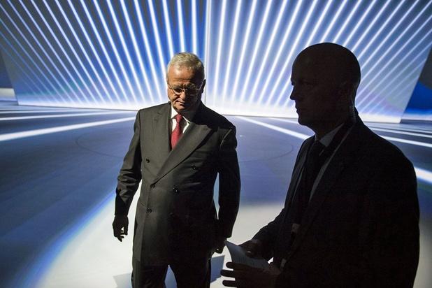 L'ex-PDG de Volkswagen, Martin Winterkorn, inculpé de fraude en Allemagne