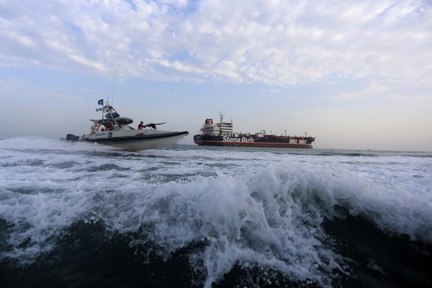Spanningen Iran-VK: Iraanse president stelt voor om tankers te ruilen