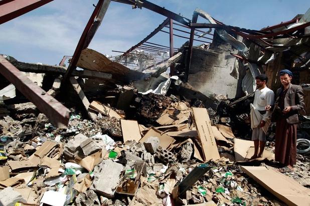 Veto van Trump tegen resolutie om VS-steun aan Saoedische coalitie in Jemen stop te zetten