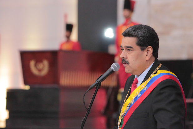 Maduro suspend le dialogue avec l'opposition après les sanctions américaines contre le Venezuela
