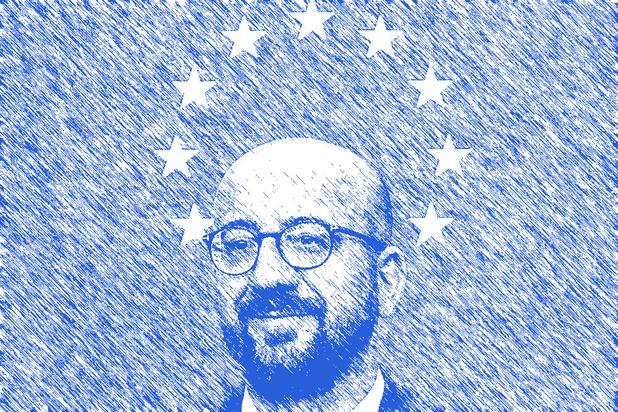 """Michel à l'Europe: """"Quand on ne sait pas, on prend le Belge"""""""