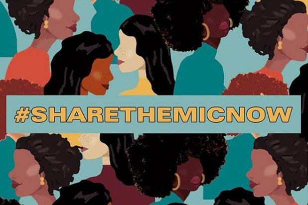 Hollywoodsterren lenen social media uit aan zwarte vrouwen