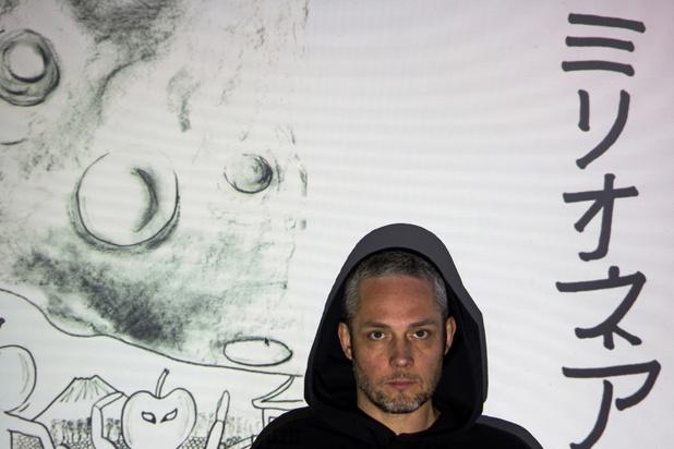 Millionaire waagt zich op zijn nieuwe single 'Cornucopia' aan politieke psychrock: 'Maar ik ben Bono niet, hè'