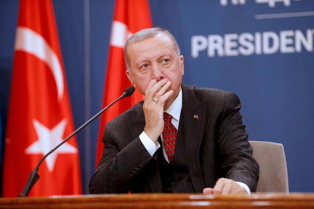 'Turkse invasie in Noord-Syrië moet sluitstuk vormen van een ordinaire gebiedsuitbreiding'