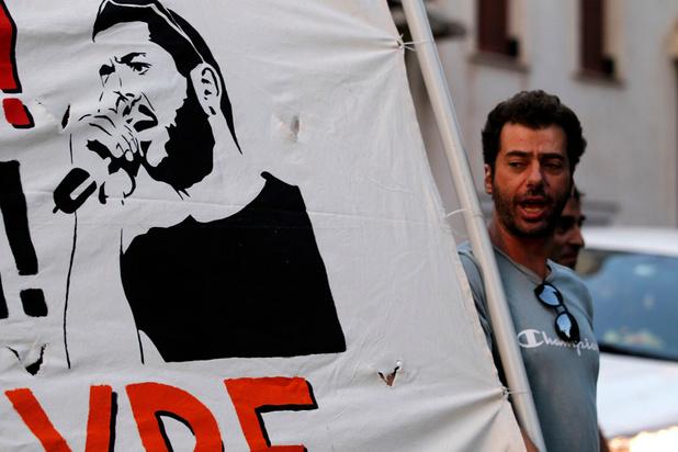 Procès d'Aube dorée (néonazi) en Grèce: le procureur requiert l'acquittement des responsables