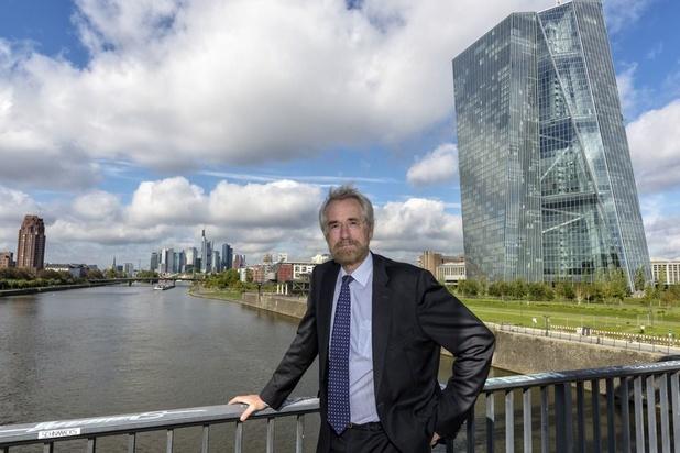 """Peter Praet, l'ancien """"chief economist"""" de la BCE avertit: """"Nous avons besoin d'institutions fortes"""""""