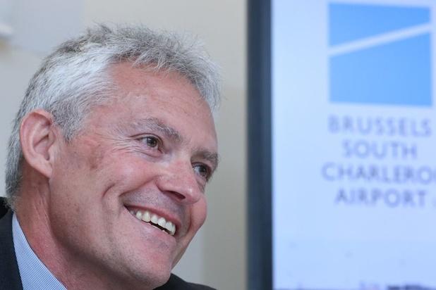 """""""Le plus beau challenge en Belgique"""", estime le nouveau CEO de l'aéroport de Charleroi"""