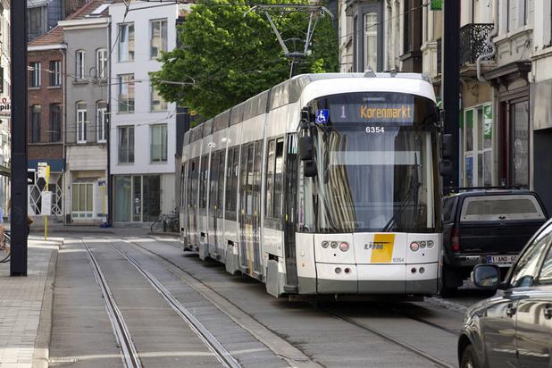 Gentse trams rijden al weken niet door tekort aan wielen