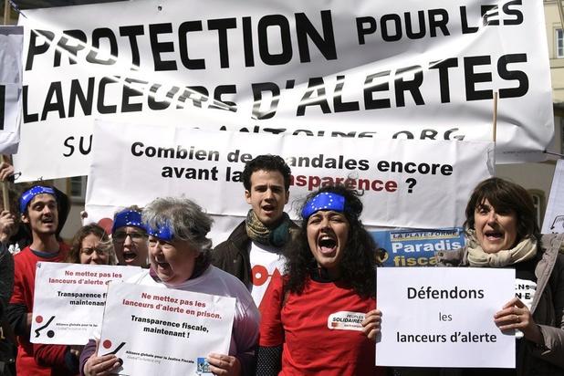 Les lanceurs d'alerte vont être protégés dans l'UE
