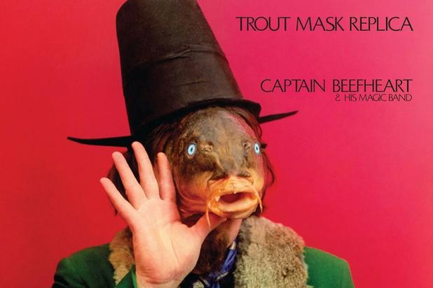'Trout Mask Replica' van Captain Beefheart: een inleiding tot antimuziek