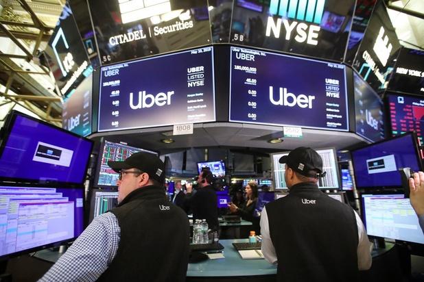 Déboires boursiers d'Uber et Lyft: la faute aux grandes banques ?