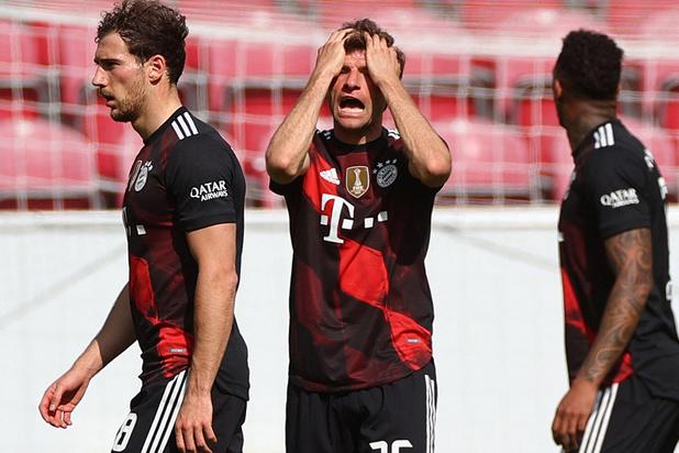 Allemagne: Bayern attendra pour le titre