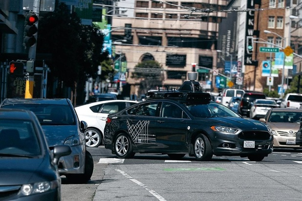 'Uber revend une partie de sa branche des voitures autonomes'