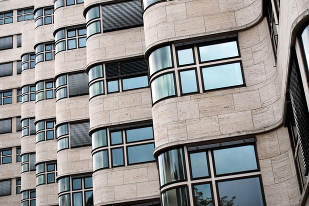 'Gropius stichtte het Bauhaus niet. Hij plakte een naam op een bestaande provinciale kunstopleiding'