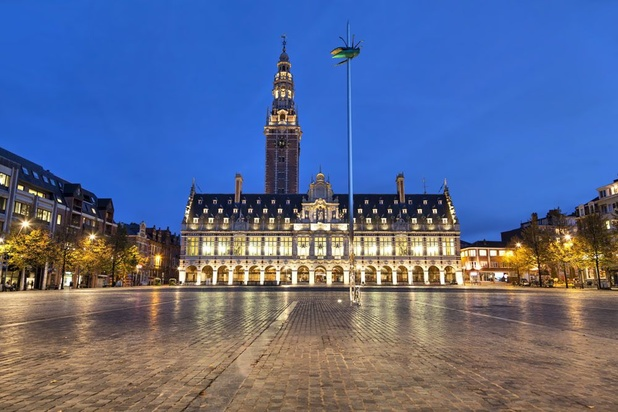 Vlaamse universiteiten vragen 110 miljoen euro voor investeringen in gebouwen