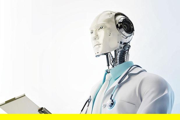 """""""Bientôt Google diagnostiquera nos maladies, Amazon livrera les médicaments et Apple gèrera les hôpitaux"""""""