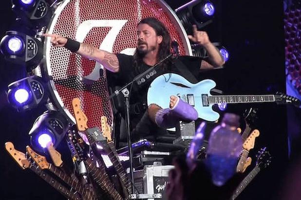 Nieuwe cover voor Nirvana-album Nevermind mogelijk, zegt Dave Grohl