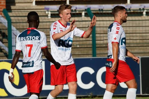 KV Kortrijk speelt 1-1 gelijk tegen Valenciennes