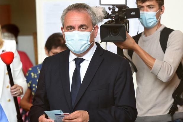 Xavier Bertrand: de man uit de provincie scoort in Franse regionale verkiezingen