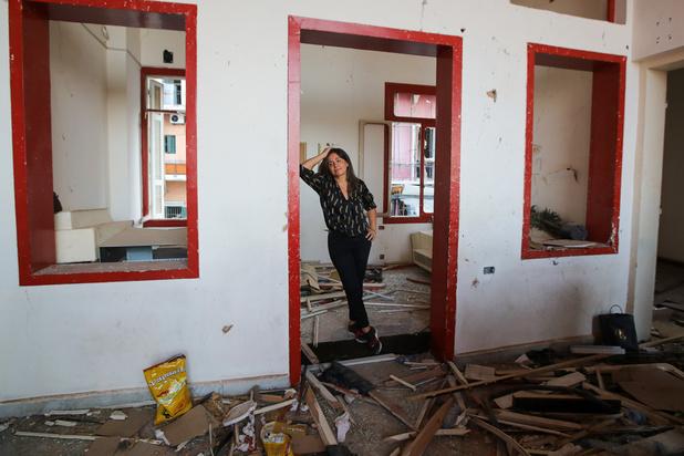 À Beyrouth, les bars et restaurants dévastés comptent sur le crowdfunding pour se reconstruire