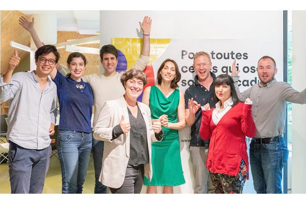 La 1ère édition des hub.awards récompense le savoir-faire d'entreprises bruxelloises