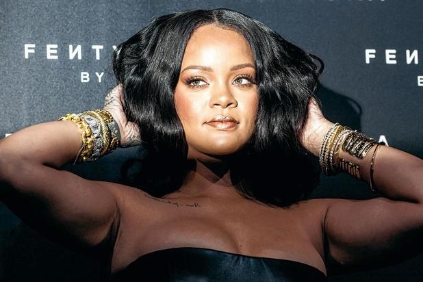 LVMH s'associe avec Rihanna