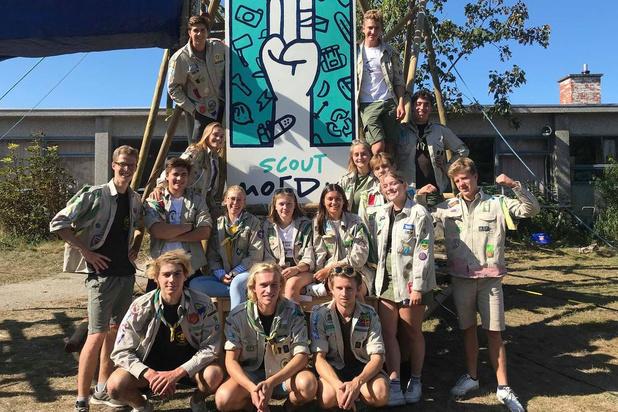 """Steeds meer inschrijvingen bij Scouts Casa: """"Het gaat ons voor de wind"""""""