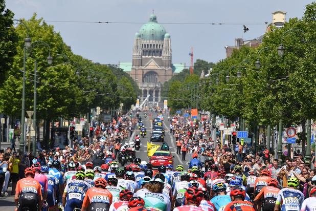 Tourdriften in je hoofd: elke fietser coureur