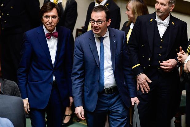 'CD&V kan helemaal niets gaan doen in een paars-groen kabinet'