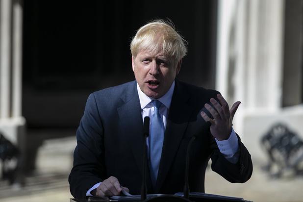 Boris Johnson omringt zich met eurosceptici: 'Sowieso brexit vóór november'