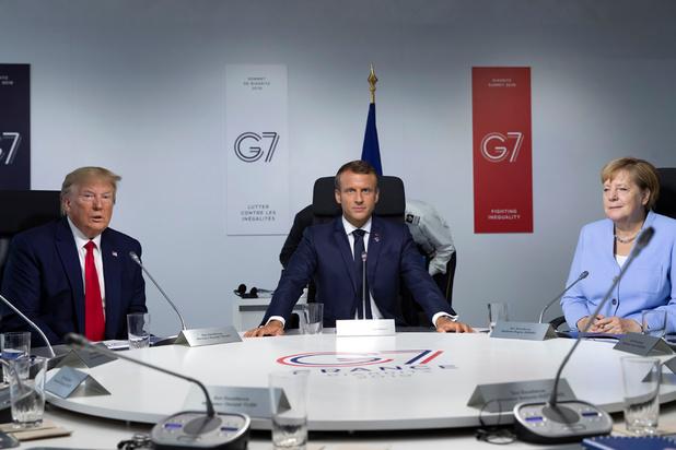 Iran, commerce, Amazonie: les dirigeants du G7 ont affiché une unité rare