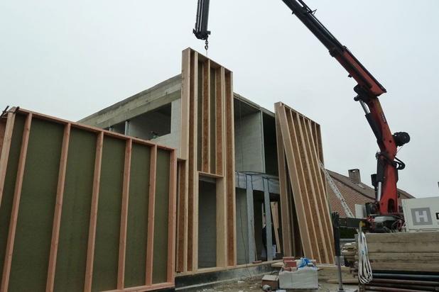 La plate-forme de construction TrustUp.be recueille 850.000 euros