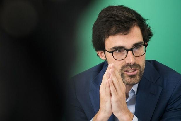 """Kristof Calvo (Groen): """"La Belgique est à tout le monde, pas seulement aux présidents de parti"""""""