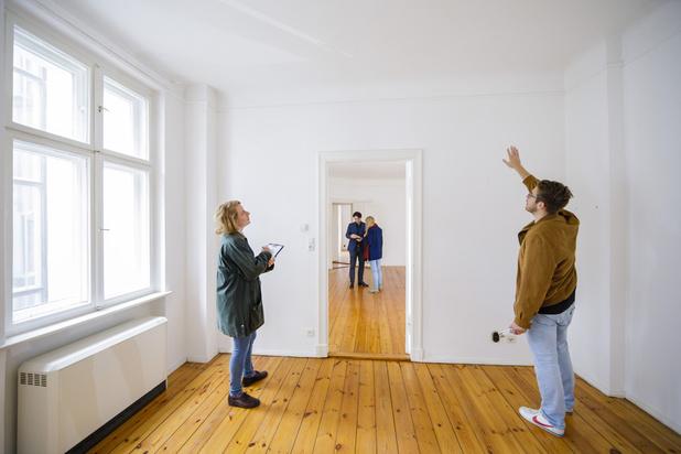 La Flandre rétablit les visites de logements et les réunions de chantier en intérieur