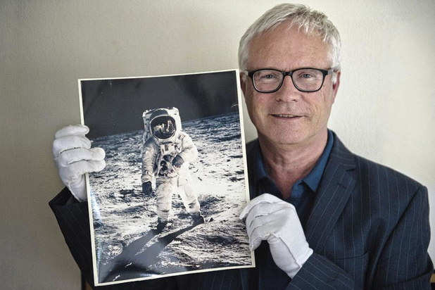 De Nasa-foto's van dokter Bruno Vermeersch
