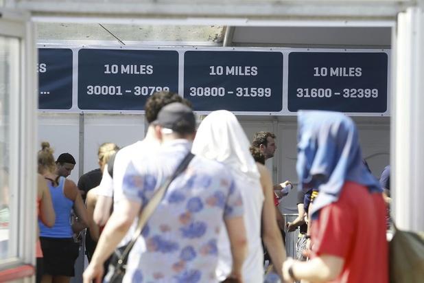 Veertigduizend lopers verwacht voor Antwerp 10 Miles & Marathon