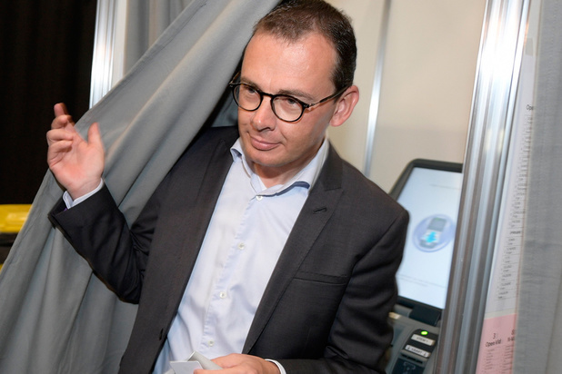 CD&V: Wouter Beke stapt (nog) niet op als voorzitter