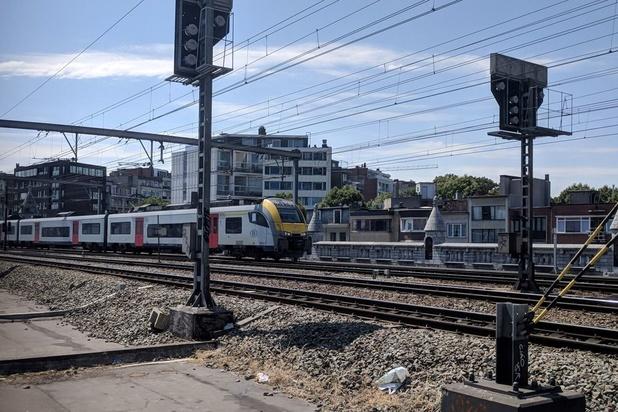Toujours plus de vols de câbles sur le réseau ferroviaire belge