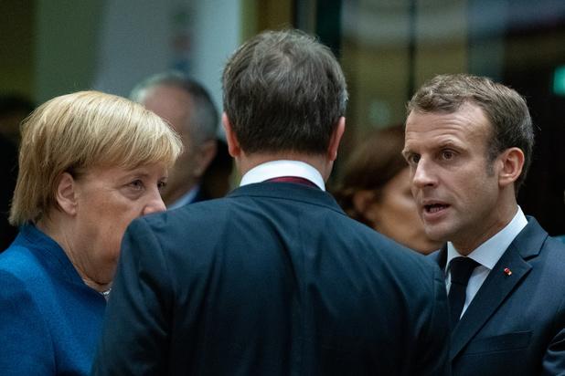 Otan: l'Allemagne prend à nouveau ses distances avec Macron