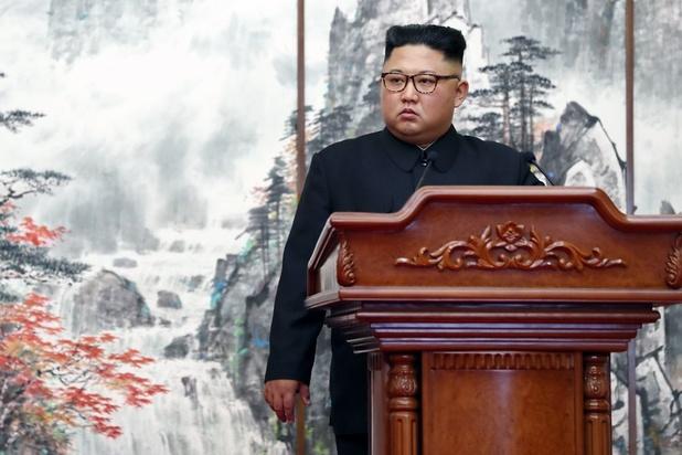 """Kim Jong Un veut porter """"un coup décisif"""" aux partisans des sanctions envers la Corée du Nord"""