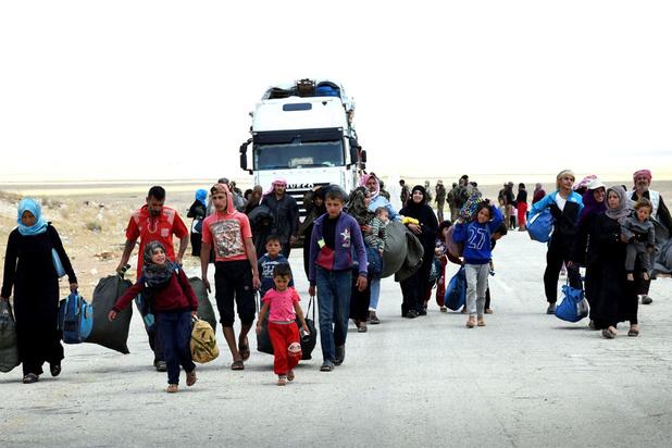 IS-strijders: vijf minderjarigen en één meerderjarig meisje worden naar België gerepatrieerd