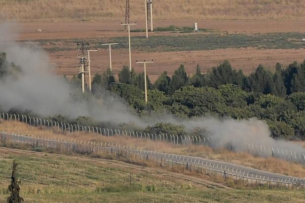 Syrie: premiers combats entre forces du régime et de la Turquie