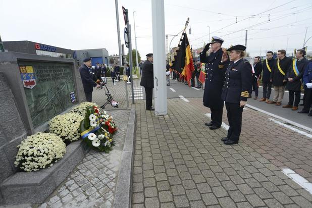 Viering 75 jaar bevrijding Zeebrugge