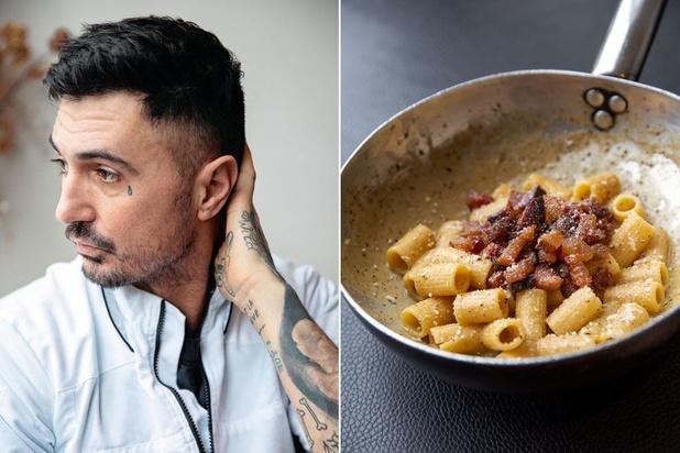 Een Romeinse kok in Brussel: Filippo La Vecchia onthult zijn geheim recept